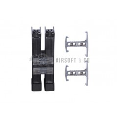 Magazine Coupler Set pour CZ Scorpion EVO 3 A1