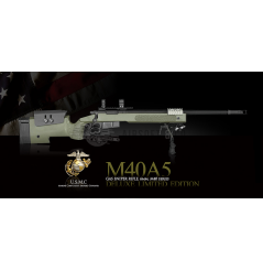 M40A5 Gas Sniper Rifle Super Deluxe Edition