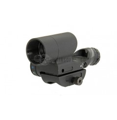 28 mm Low Profile Red-dot Sight