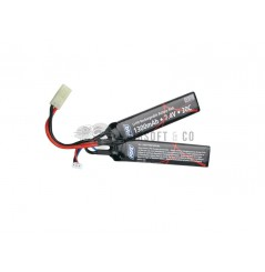Batterie LiPo 7.4 v 1300 mAh Twin