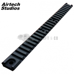 Rail long pour Amoeba AM-013 et AM-009 (Black)