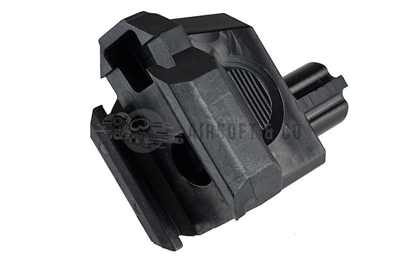 CNC Stock Adaptor pour CZ Scorpion EVO 3 A1