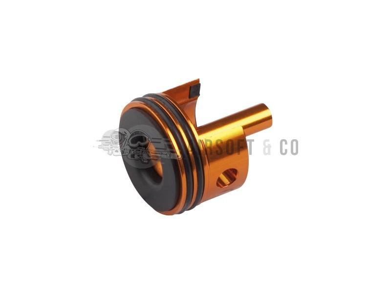 Tête de cylindre en aluminium pour gearbox V3 (orange)