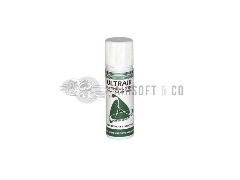 Lubrifiant silicone en spray (60 ml)