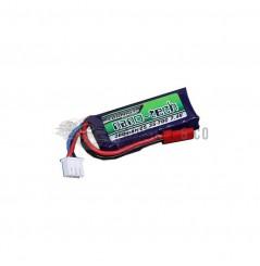 Batterie LiPo 7.4 v 300 mAh