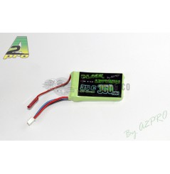 Batterie LiPo 7.4 v 350 mAh (HPA)