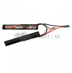 Batterie LiPo 7.4 v 3200 mAh 25C / C26