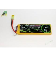 Batterie LiPo 7.4 v 3300 mAh