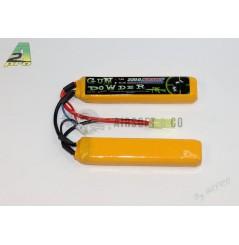 Batterie LiPo 7.4 v 2200 mAh