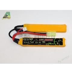 Batterie LiPo 7.4 v 1100 mAh