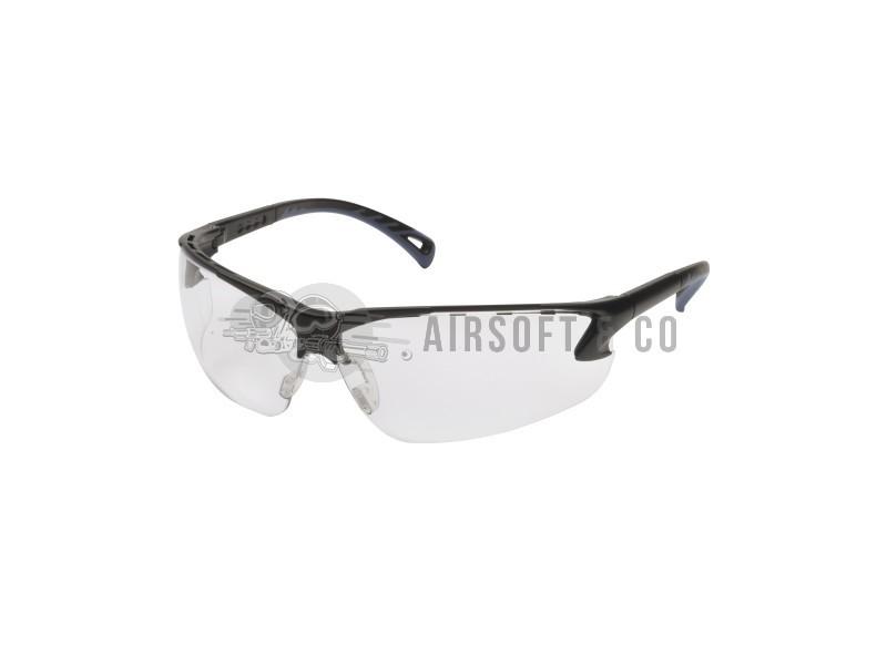 Lunettes de protection ajustables (transparentes)