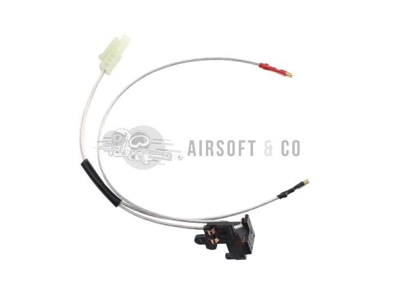 Switch pour gearbox V2 avec câblage arrière