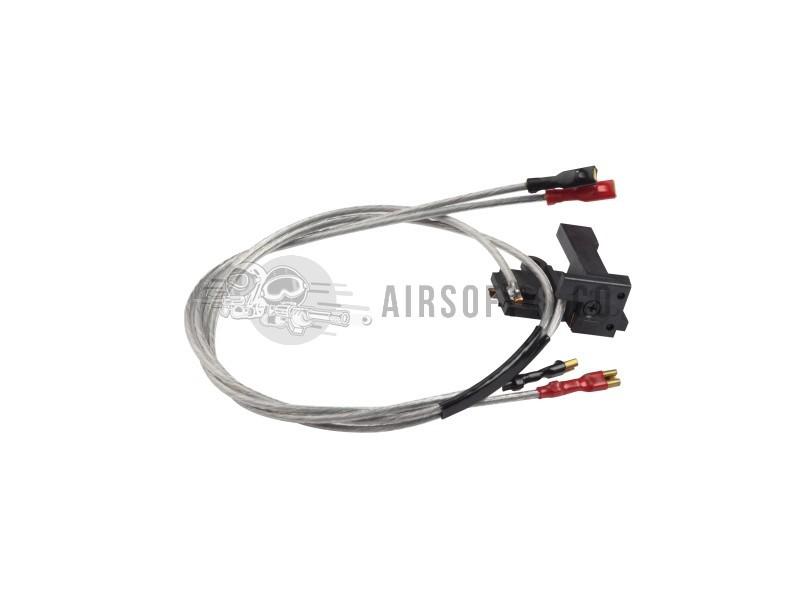 Switch pour gearbox V2 avec câblage avant