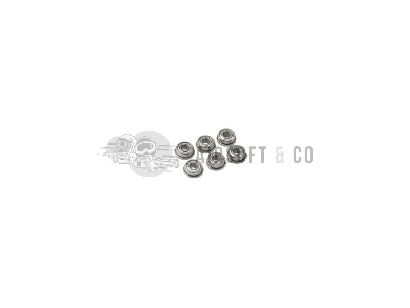 Ball Bearings Ø 7 mm (6 pièces)