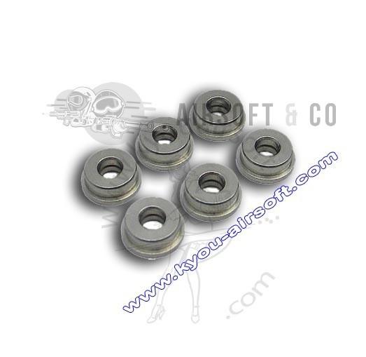 Bushings métal Ø 7 mm (6 pièces)