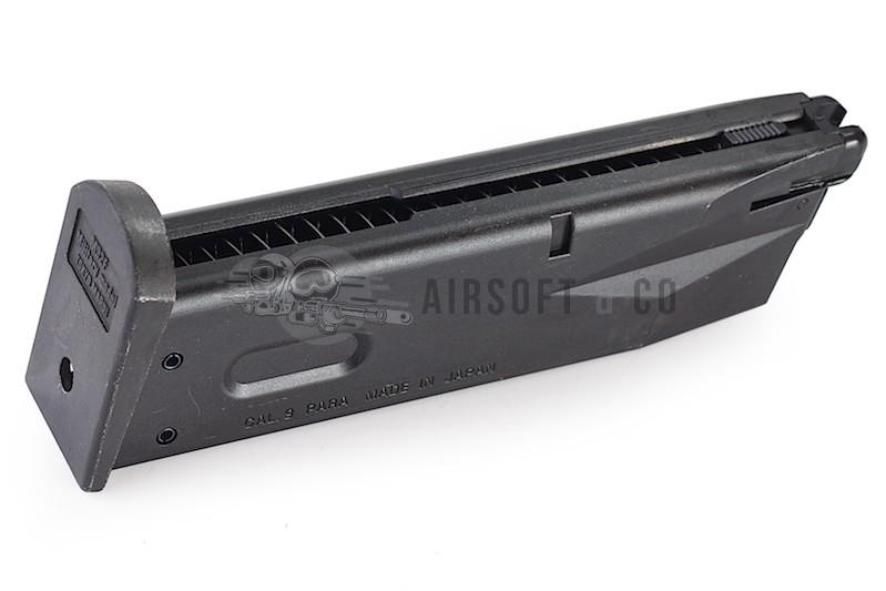 Chargeur Gaz M92 / M9A1 GBB