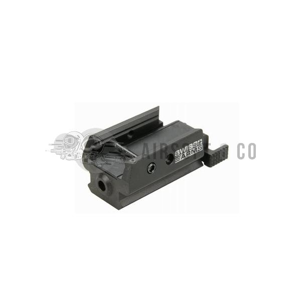 Micro laser rouge pour réplique de poing