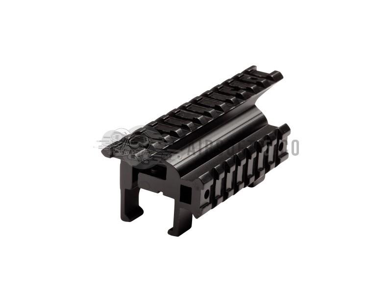 Rail haut double pour MP5 / G3