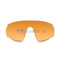 Ecran orange pour lunettes PT-1