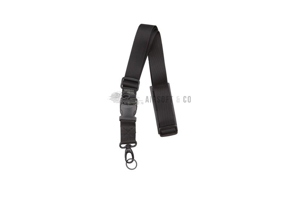 Sangle noire pour MP9 GBB / GL-06