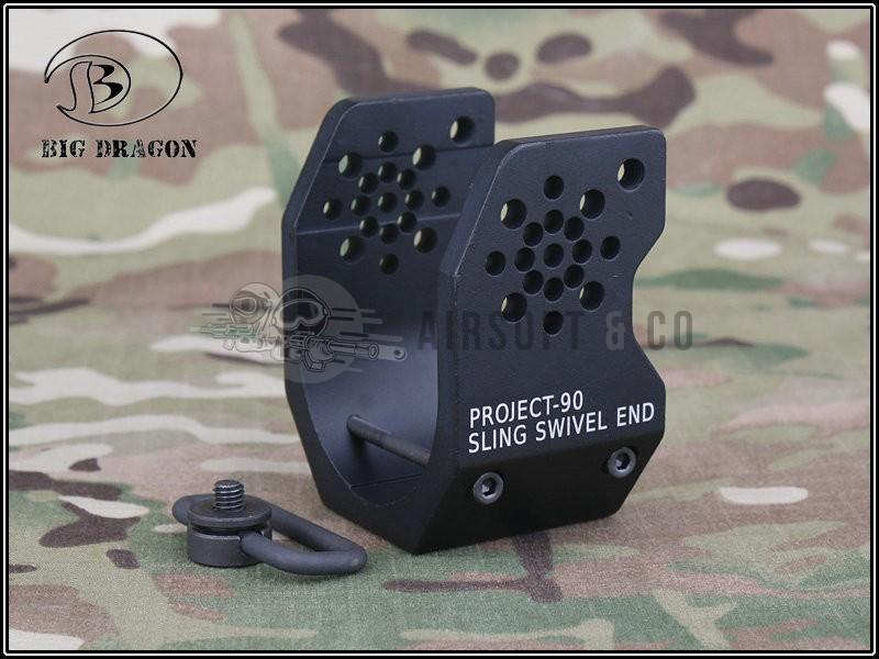 Attache-sangle P90 AEG Series
