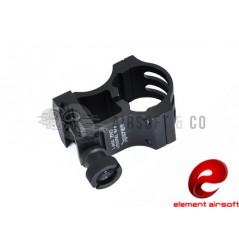 Montage haut Ø 30 mm pour Dot-sight Type MK18 Wilcox