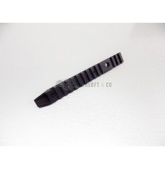 Rail pour garde-main Type Keymod (17.8 cm)