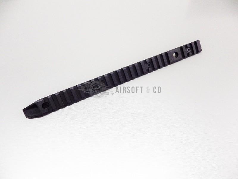 Rail pour garde-main Type Keymod (29.3 cm)
