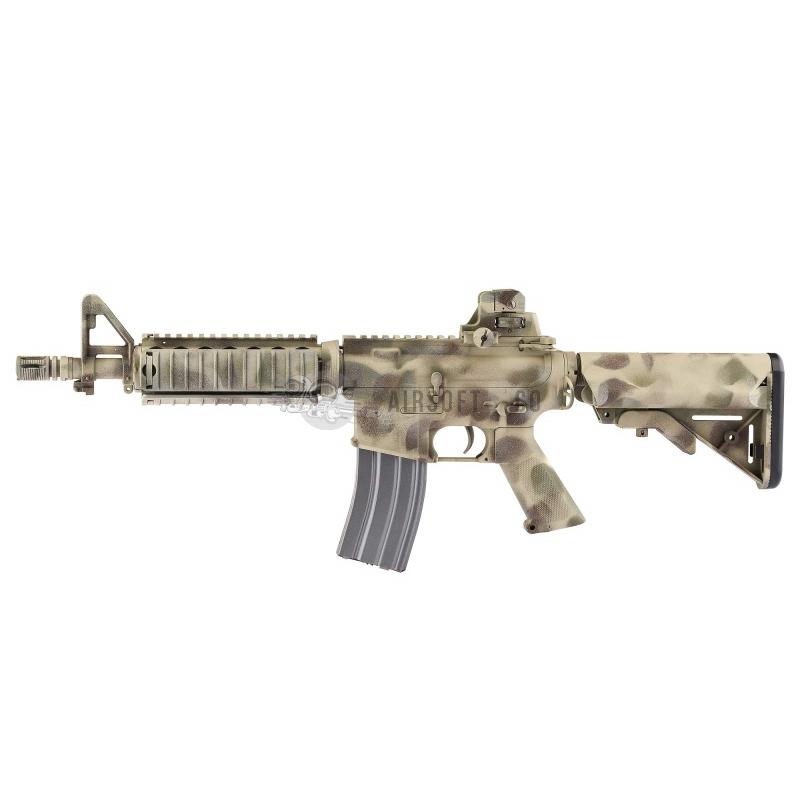 Custom Precision Rifle MK18 Redwing