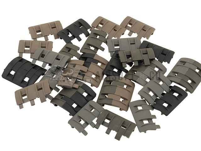 Modular Rail Panel Set (32 pièces)