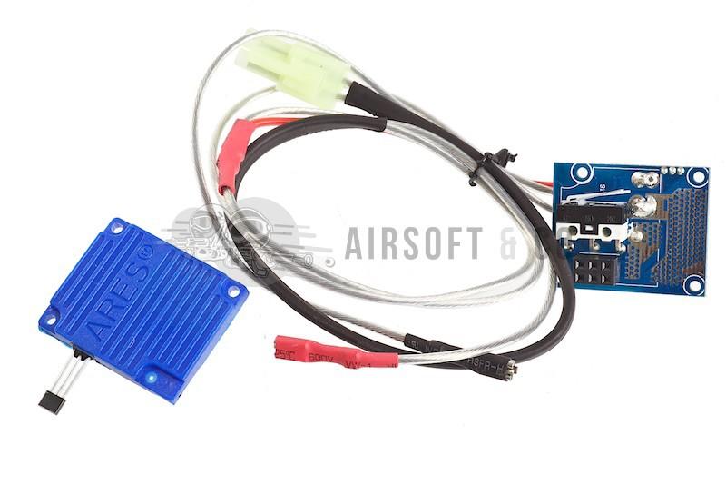 New Circuit Unit (câblage arrière)