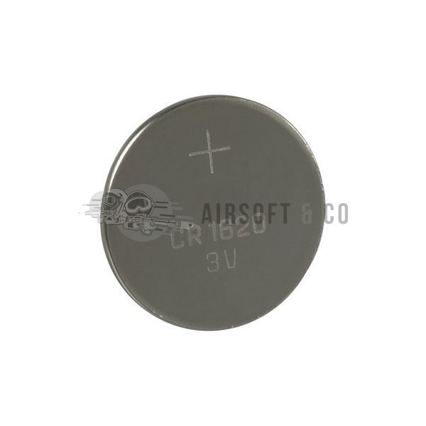 Pile lithium CR1620 - 3 V