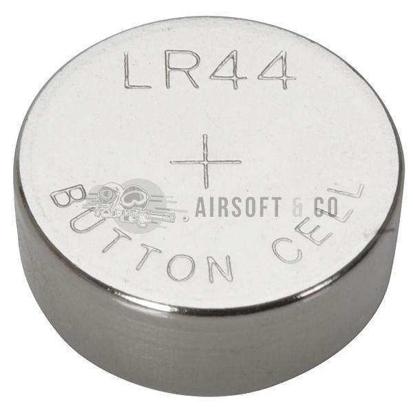 Pile bouton alcaline LR44 - 1.5 V