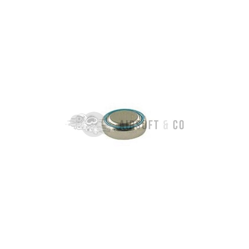 Pile bouton alcaline LR45 - 1.5 V