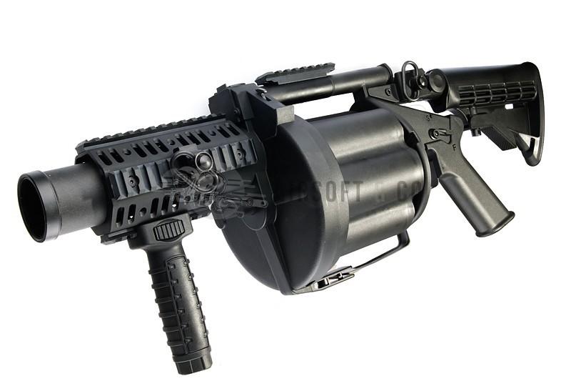 Lance-grenade multiple