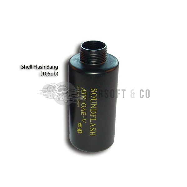 Enveloppe grenade CO2 Type Flash Bang