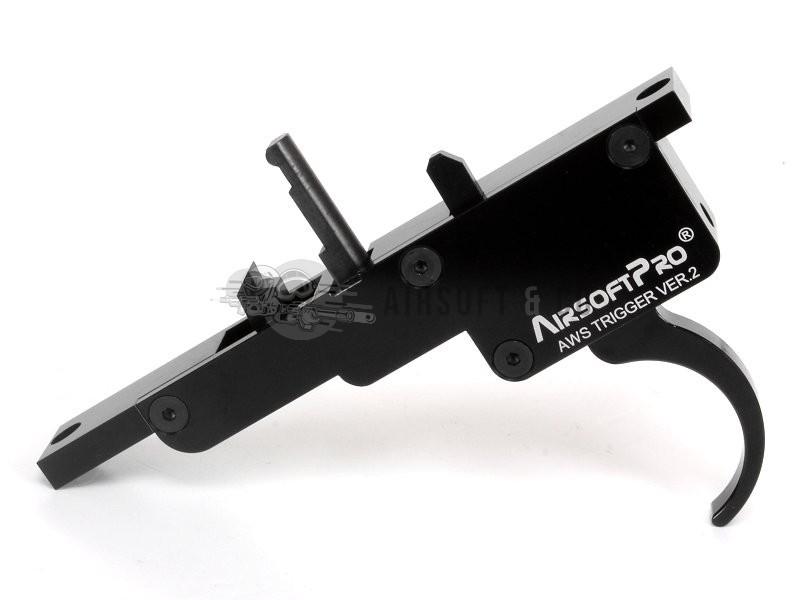 Trigger CNC 90° pour AWS / MB44XX