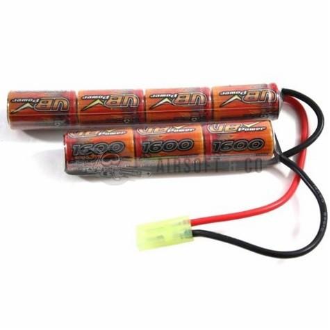 Batterie NiMh 8.4 v 1600 mAh