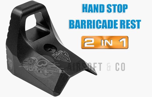 Grip Handstop pour Système Keymod