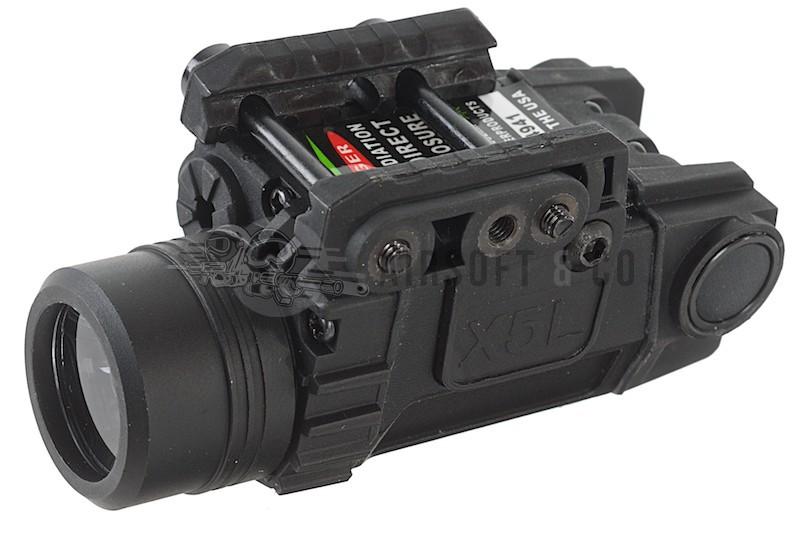 X5 Style Tactical Flashlight