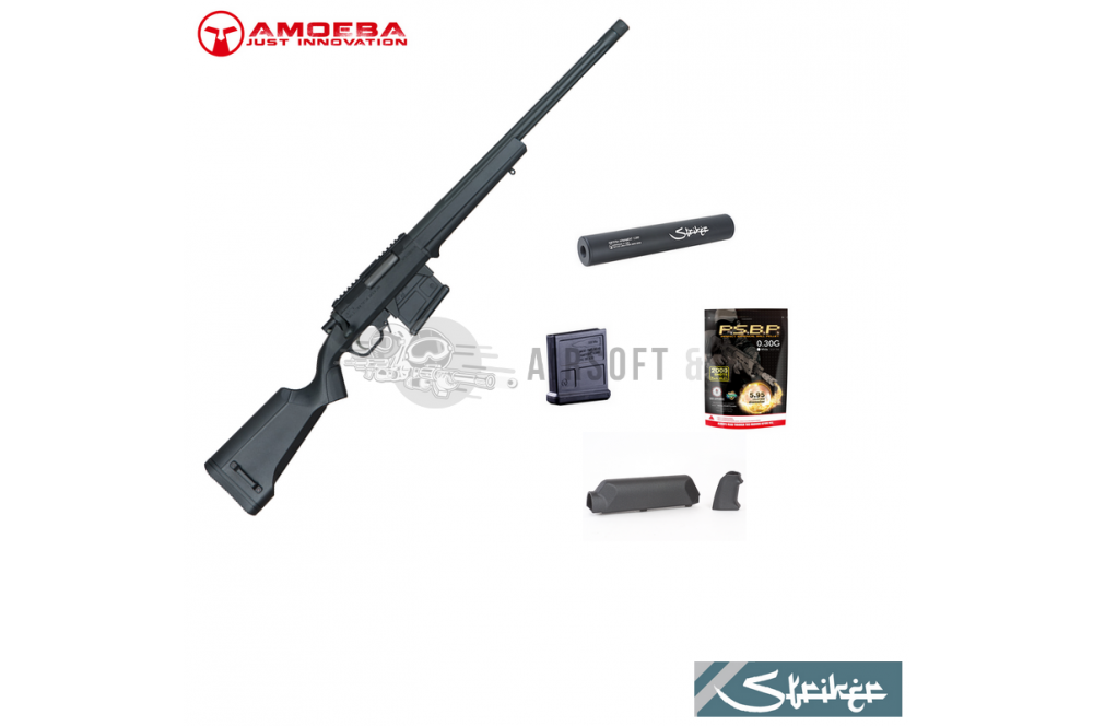 Pack AMOEBA Striker AS01