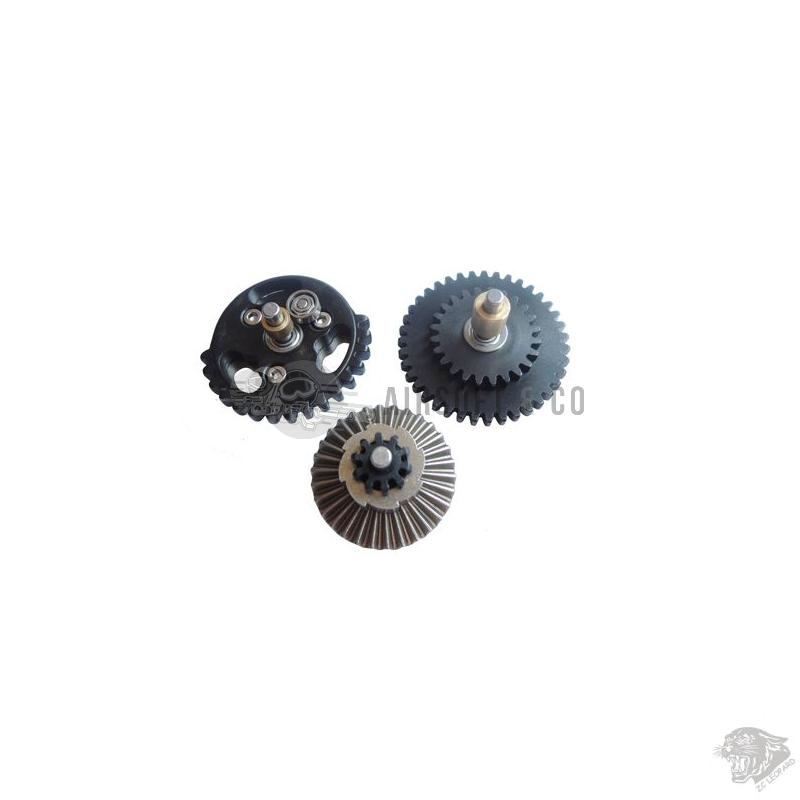 Steel CNC Gear Set Super High-speed 13:1