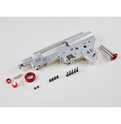 Gearbox V2 CNC QSC Split avec bloc Hop-up intégré