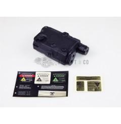 Boîtier externe pour batterie Type PEQ-15