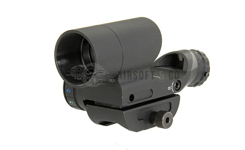 28 mm Low Profile Red Dot Sight