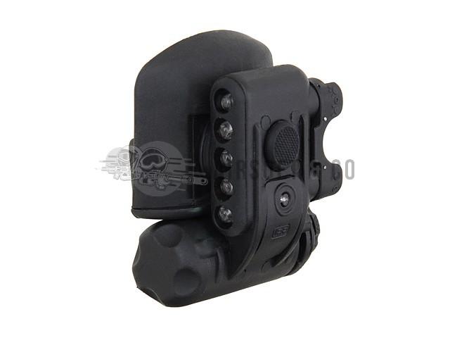 Compact Helmet Mountable LED Light Gen.2