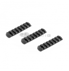 Kit 3 rails M-Lock (7 slots)