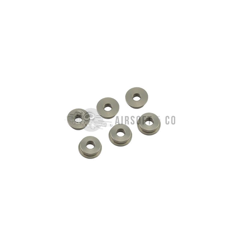 Bushings acier inoxydable Ø 7 mm
