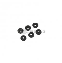 Bushings acier inoxydable Ø 7 mm (renforcés)
