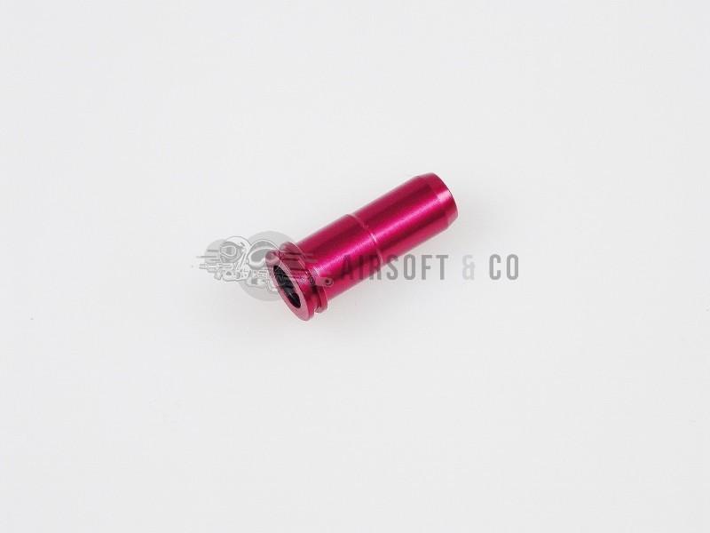Nozzle aluminium CNC - M4 / M16 (21.4 mm)